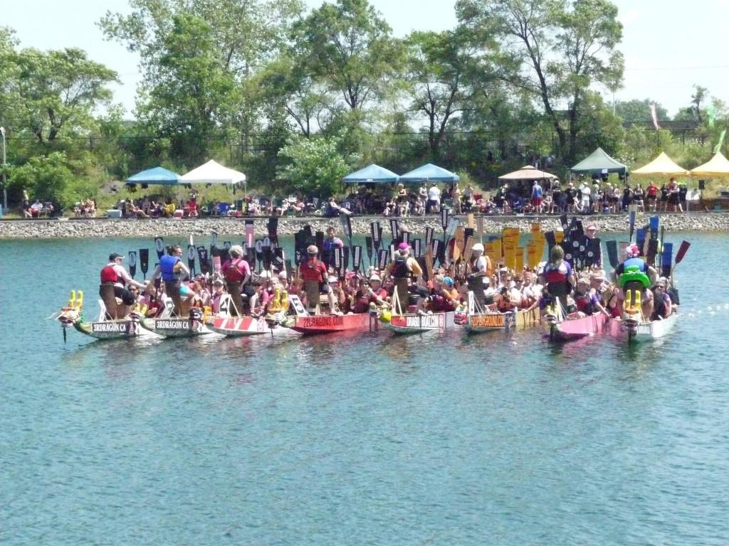 paddlesuprosesceremony